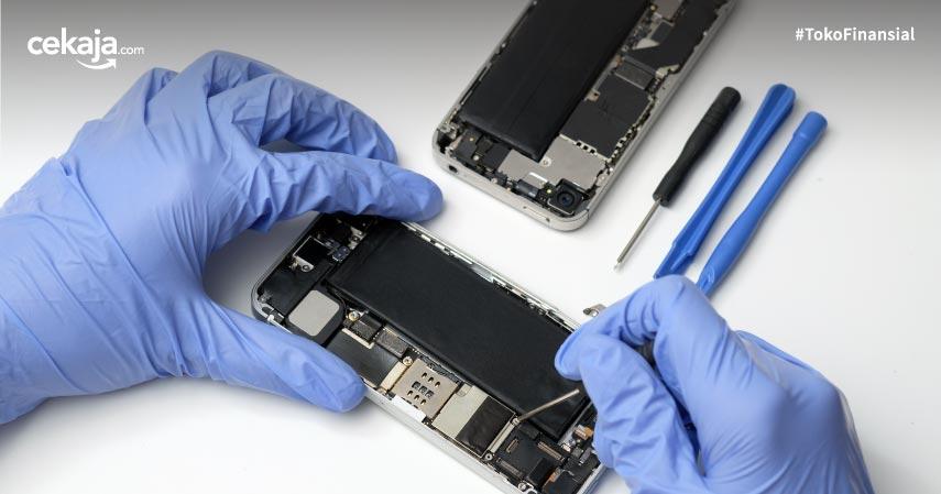 Ahli Perbaikan iPhone