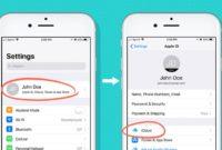 Cara Memulihkan Data iPhone